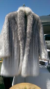 California Fur, Alameda CA, Spring 2015.