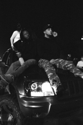Hyphee Rebels (Black Lives Matter Series) Oakland CA, Winter 2014.