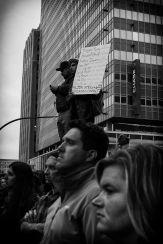 No Convictions (Black Lives Matters Series), Oakland CA, Summer 2016.