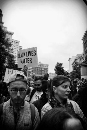 Untitled (Black Lives Matters Series), Oakland CA, Summer 2016.