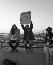 Power to the Peaceful (Oakland General Strike), Port of Oakland, Fall 2011.