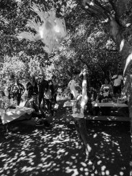 All Eyes On the Piñata... Except 2, Oakland CA, Summer 2016.